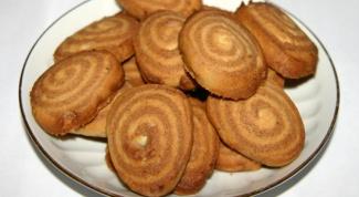 Десерт «Улитки»