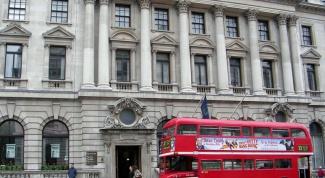 Как ездить на лондонском двухэтажном автобусе