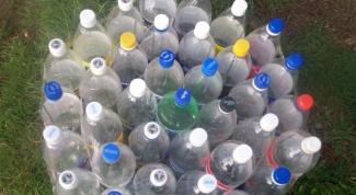 Как делают мебель из пластиковых бутылок