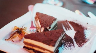 Recipe tiramisu at home