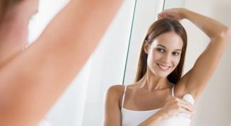 Долой потливость: как пользоваться дезодорантом