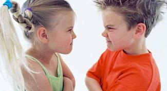 Если у вас конфликтный ребенок