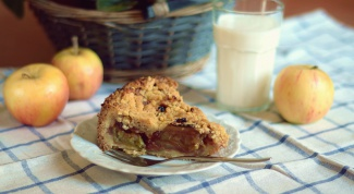 Как испечь голландский яблочный пирог