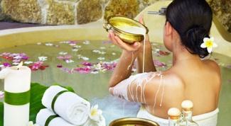 5 вариантов ванн для похудения