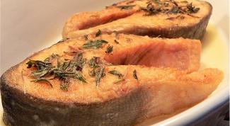 Как приготовить рыбу в «гнездышке»