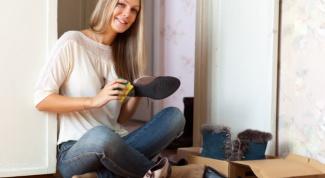 Несколько советов по уходу за обувью