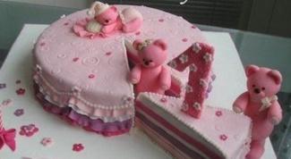"""Готовим торт """"1 А"""""""