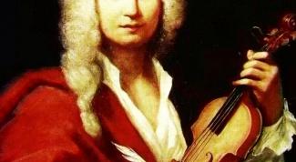 Кто такой Антонио Вивальди