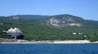 Какие санатории есть в Крыму