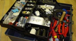 Какие инструменты нужны для ремонта электропроводки