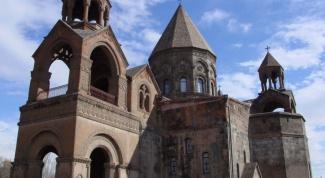 Какие места в Армении всемирно известны