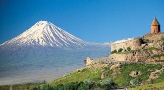 Развитие туризма в Армении