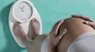 Какой набор веса при беременности считать нормальным