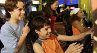 Во что и как играют современные дети