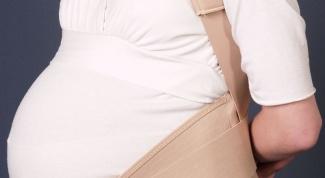 Для чего нужно носить дородовой и послеродовой бандаж