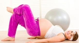 Можно ли заниматься спортом при беременности