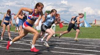 Какие существуют виды спортивного бега