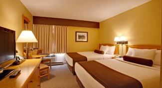 Как выбратьть отель для отдыха