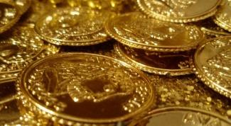 Почему золото не всегда желтое