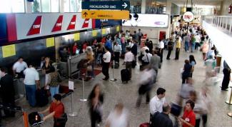 Как пройти электронную регистрацию на авиарейс