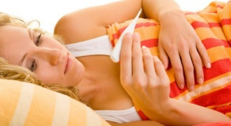 Как бороться с повышенной температурой у беременной