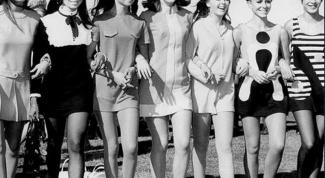 Как изменилась мода после сексуальной революции