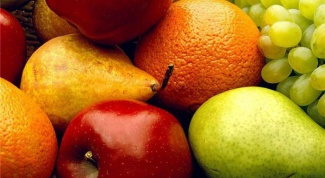 In any fruits with less sugar