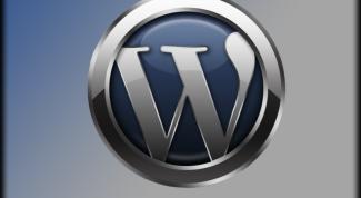 Как сделать сайт на основе Wordpress