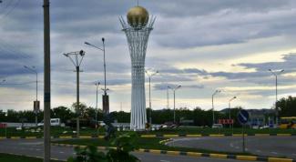 Как добраться до Усть-Каменогорска