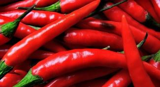 Жгучий перец: рецепты молодости и красоты