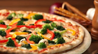 Пицца «Примавера»