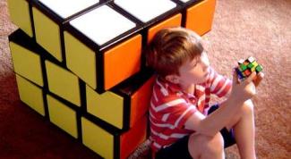 Как собрать угловые и реберные элементы в третьем слое кубика Рубика