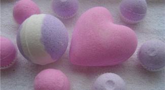 Как сделать шарики для ванн
