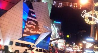 Покупки и развлечения в Куала Лумпуре