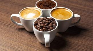 Где больше кофеина: в кофе или в чае?
