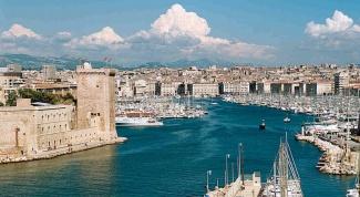 Какой город-порт  крупнейший во Франции