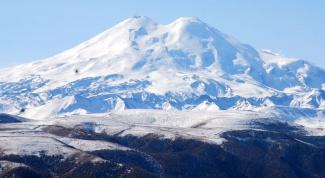 Where is mount Elbrus