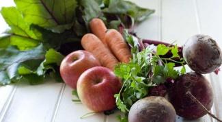 Как хранить яблоки, свеклу и морковь зимой