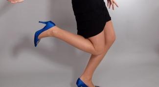 С какого возраста можно носить каблуки
