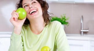 Как питаться в первом триместре беременности