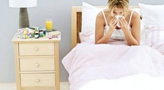 Чем опасен грипп на раннем сроке беременности