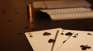 What card game played Herman , the hero of