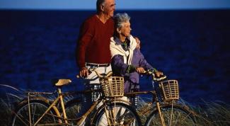 Где отдыхают российские пенсионеры