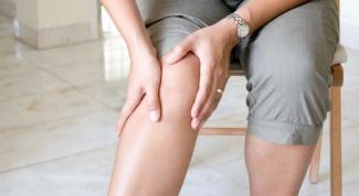 Что делать, если болит коленный или локтевой  сустав