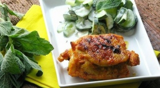 Что приготовить на гарнир к куриной грудке