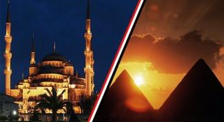 Где лучше отдыхать в августе: Турция или Египет