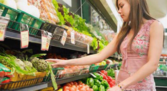 How to return defective food products in store