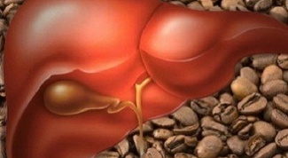 If coffee is bad for the liver