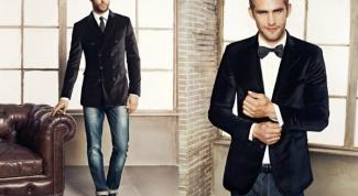 Как сочетать галстук и джинсы