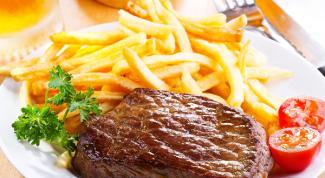 Что подать к картошке фри